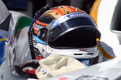 Helmet of JJ Lehto