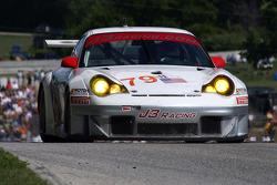 #79 J3 Racing Porsche 911 GT3 RSR: Justin Jackson, Nic Jonsson