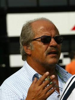 Father of Tiago Monteiro