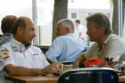 Peter Sauber and Willy Rampf