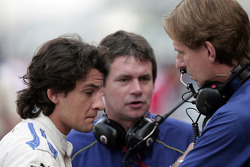 Giorgio Pantano talks with David Sears