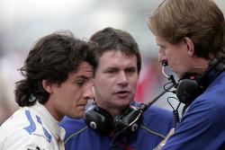 Giorgio Pantano talks with David Sears