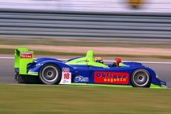 #18 Rollcentre Racing Dallara Nissan - LMP 900: Harold Primat, Bruce Jouanny