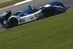 #15 Zytek Motorsport Zytek 04S - Zytek: Hayanari Shimoda, Tom Chilton