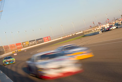 Backstretch Blur
