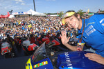 Valentino Rossi and Japanese fans