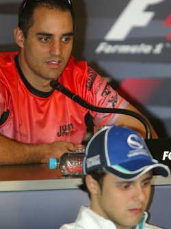 FIA press conference: Juan Pablo Montoya