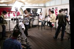 At home in Tokyo with Takuma Sato: interview for Takuma Sato