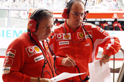 Jean Todt and Luca Colajanni