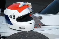 Helmet of Bobby Rahal