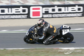 74-A.Badziak-Suzuki GSX R1000-Poland Position