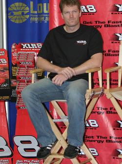 XLR8 press conference: Dale Earnhardt Jr.