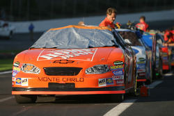 Home Depot Chevy on the starting grid