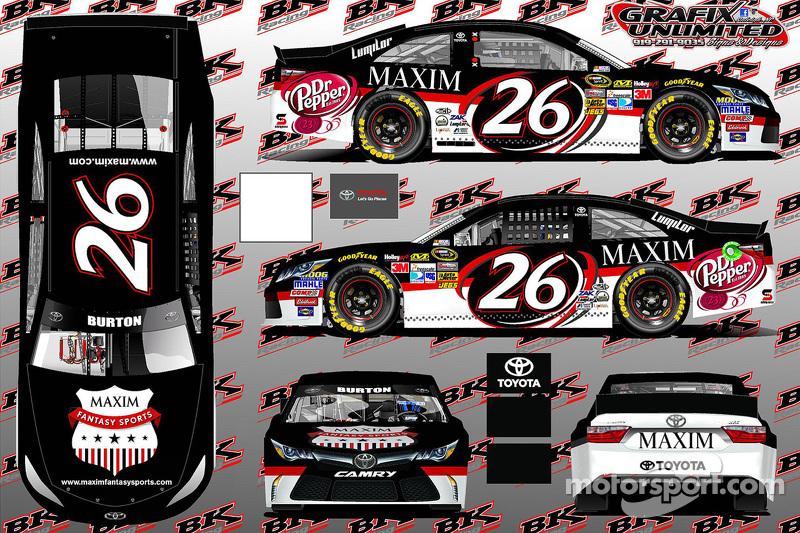 Neuer Sponsor für BK Racing und Jeb Burton