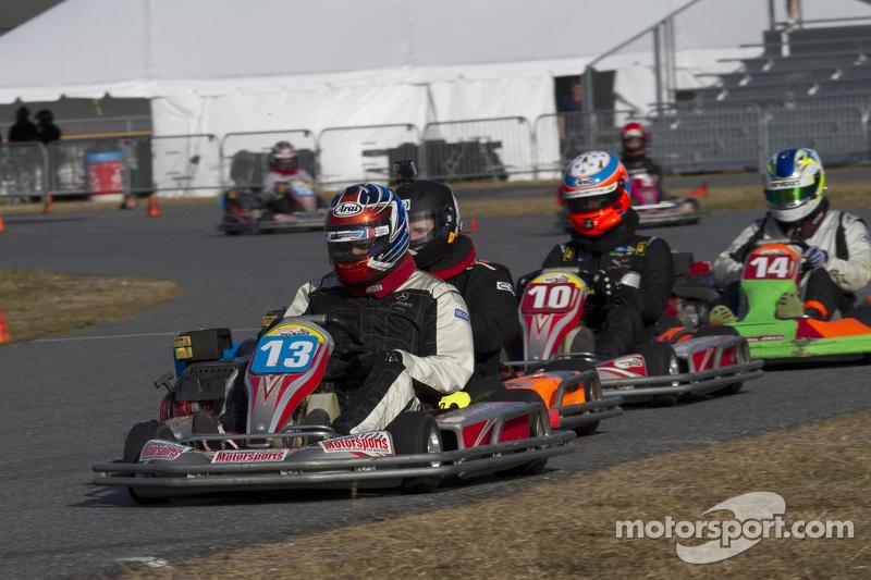 #13 Team Dingus: Trevor Andrusko, Cliff Yeazel, Jade Gurss