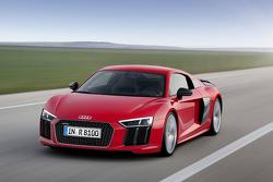 Leaked Audi R8 photos