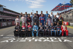 2015 drivers group photo