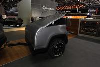 Jeep Wrangler Hard STE EL Concept