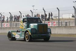 #2 Eclair Vert Toulousain Scania: Christophe Miquel