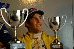 Bruno Senna muses on his 2nd place in the press conference at Silverstone