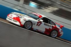 #17 Doncaster Brumos Porsche 996: Dave Lacey, Darren Law