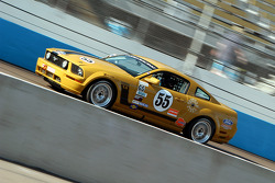 #55 Multimatic Motorsports Mustang: James Gue, Gunnar Jeannette