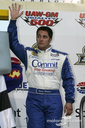 Drivers presentation: David Stremme