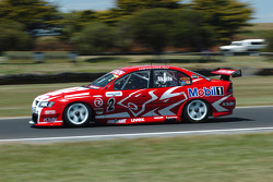 Mark Skaife sitting fifth in the series