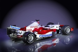 The new 2006 Toyota TF106