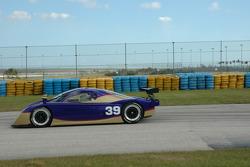 #39 Cheever Racing Lexus Crawford: Eddie Cheever, Christian Fittipaldi
