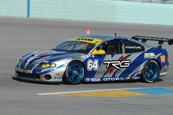 #64 TRG Pontiac GTO.R: Jan Magnussen, Paul Edwards