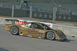 #77 Doran Racing Ford Doran: Fabrizio Gollin, Matteo Bobbi