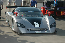 #5 Essex Racing Ford Crawford: Rob Finlay, Michael Valiante
