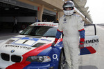 BMW race car training: Nigel Mansell