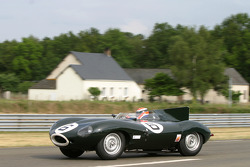 #6 Jaguar D-type: Johnny Herbert