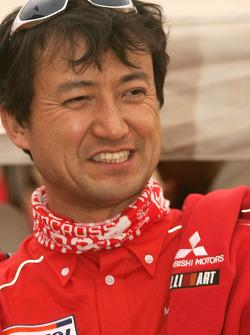 Team Repsol Mitsubishi Ralliart: president Isao Torii