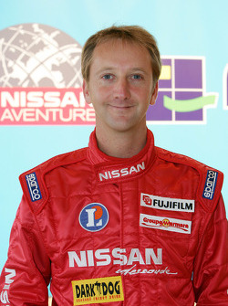 Team Nissan Dessoude presentation: Benoit Rousselot
