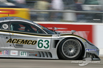 #63 ACEMCO Motorsports Saleen S7R: Terry Borcheller, Johnny Mowlem, Ralf Kelleners