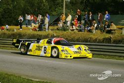 #8 Joest Racing Porsche 956: Mauricio DeNarvaez, Kenper Miller, Paul Belmondo