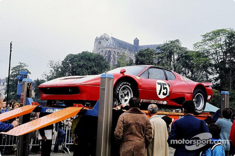 #75 North American Racing Team Ferrari 365 GT4 BB