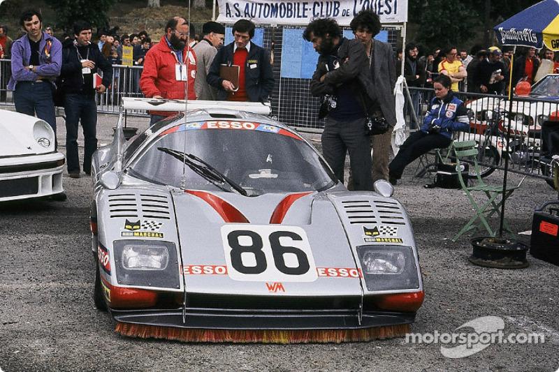 #86 AEREM WM P76 Peugeot