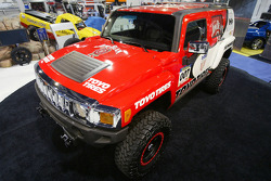 Team Gordon: the Hummer H3 Race Truck is unveiled at SEMA 2005