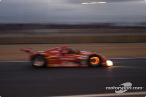 #3 Moretti Racing Ferrari 333 SP: Didier Theys, Gianpiero Moretti, Max Papis