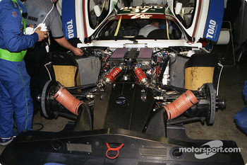 Panoz powerplant
