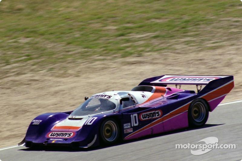 #10 Hotchkis Porsche 962: Jim Adams, John Hotchkis