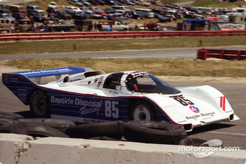 #85 Bayside Porsche 962: Klaus Ludwig