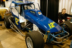 Wayne Weaver's #12W.  Currently runs with the Garden State Vintage Stock Car Club