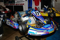 Want something with elbow room?  Get a racing kart