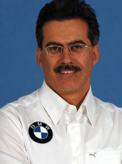 Dr Mario Theissen (BMW Motorsport Director)