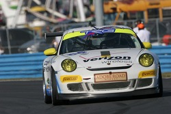 #66 TRG Porsche GT3 Cup: StŽphane Ortelli, Robert Nearn, Cyrille Sauvage, Steve Johnson